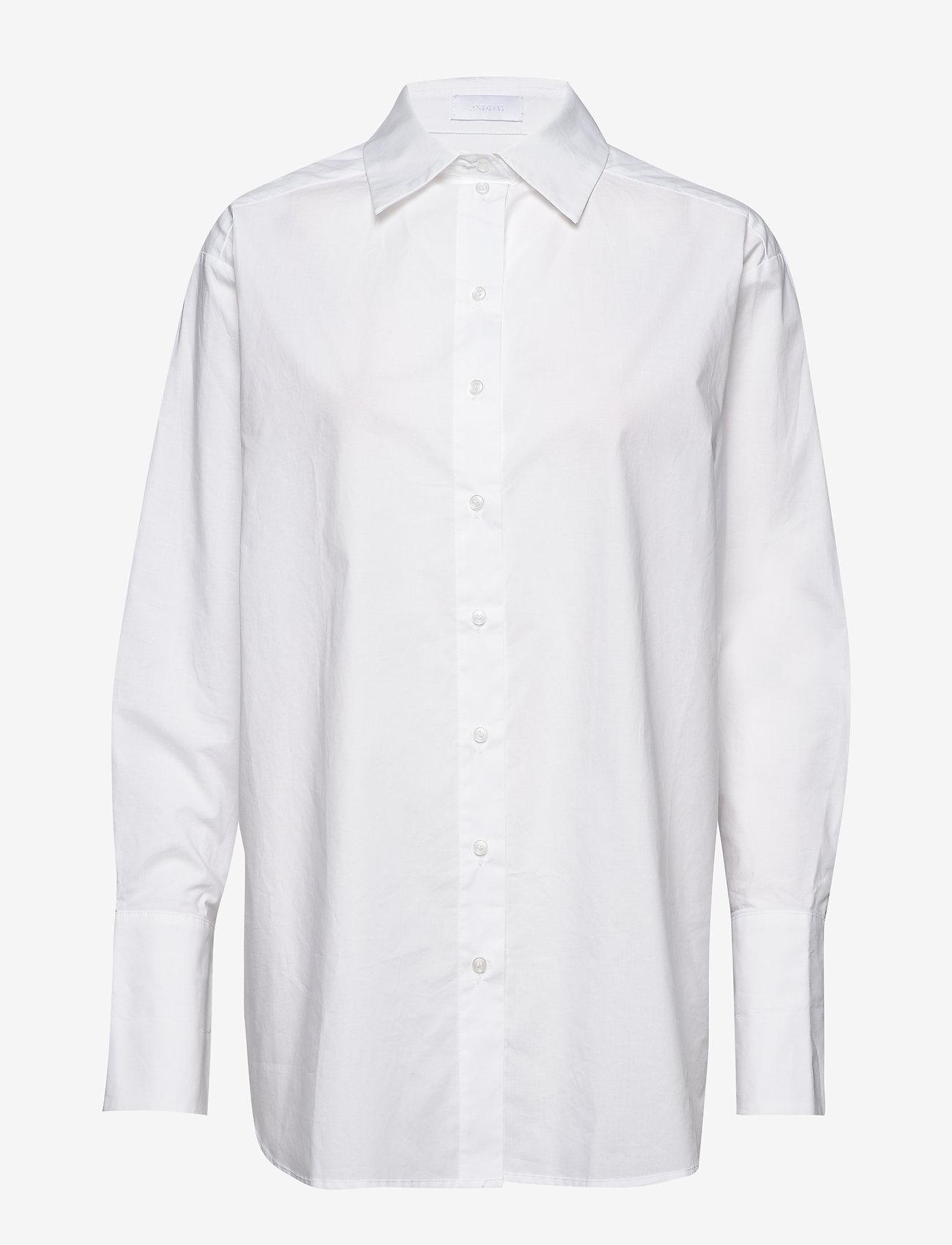2NDDAY - 2ND Janice - langermede skjorter - white - 0
