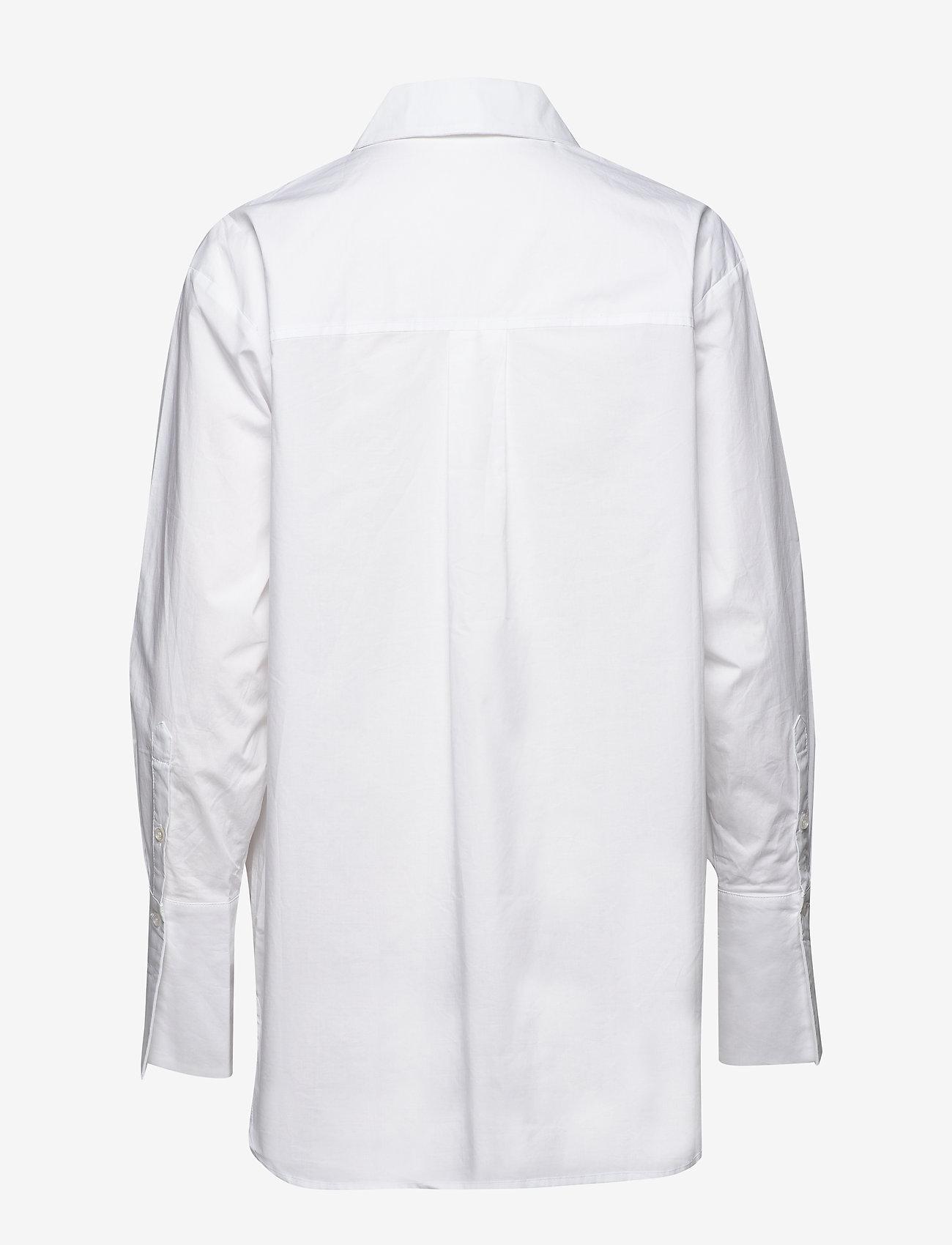 2NDDAY - 2ND Janice - langermede skjorter - white - 1