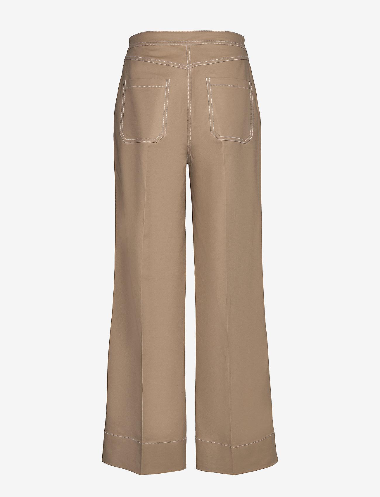 2NDDAY - 2ND Glitch - wide leg trousers - india - 1