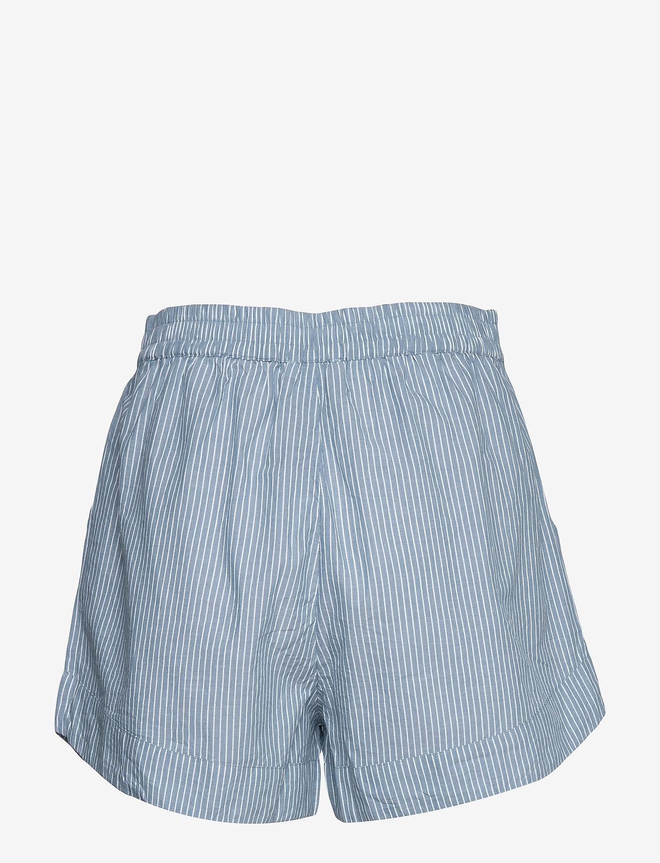 2NDDAY - 2ND Loretta Stripe - casual korte broeken - navy blazer - 1