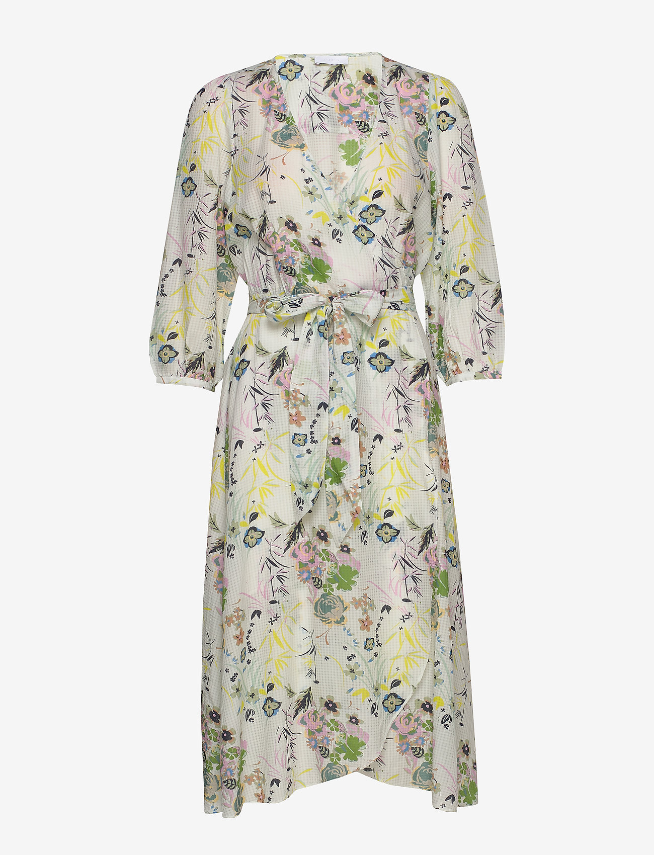 2NDDAY - 2ND Harlow Blissful - midi jurken - sagebrush - 0