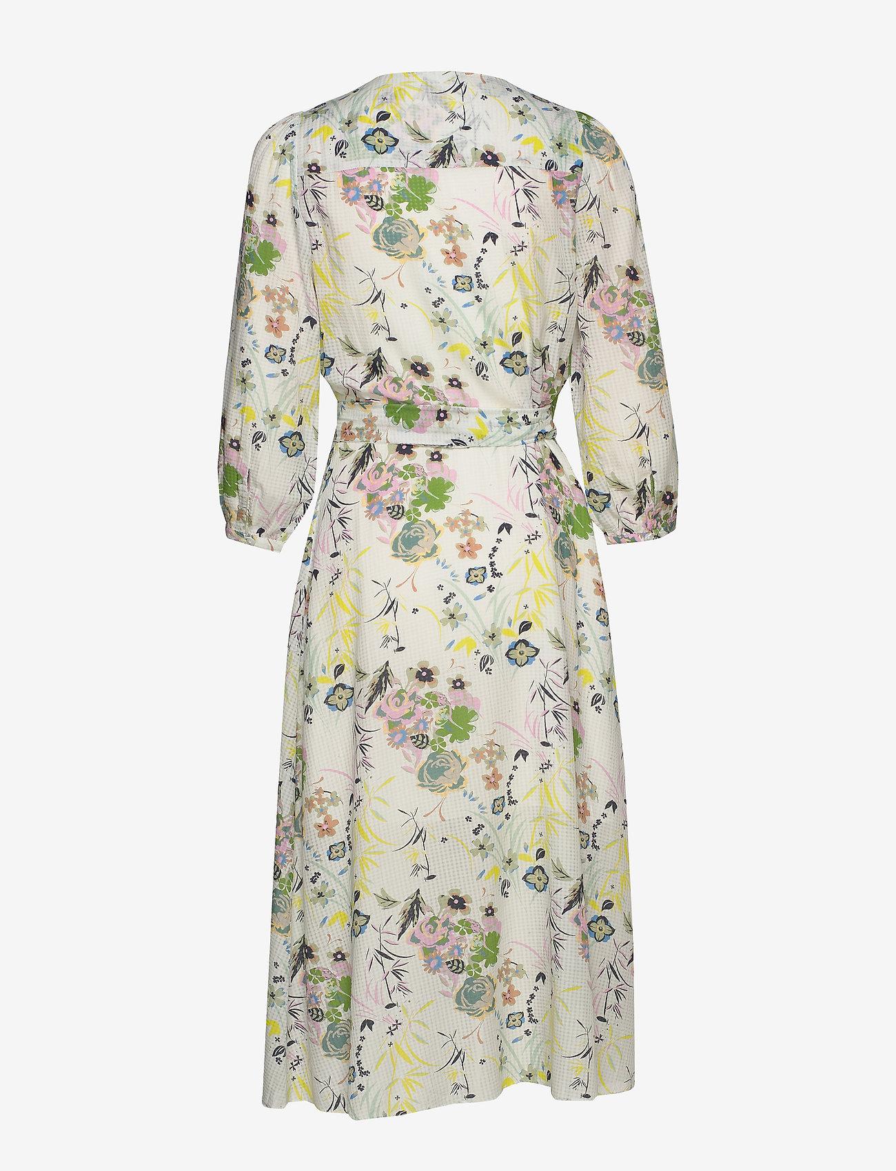 2NDDAY - 2ND Harlow Blissful - midi jurken - sagebrush - 1