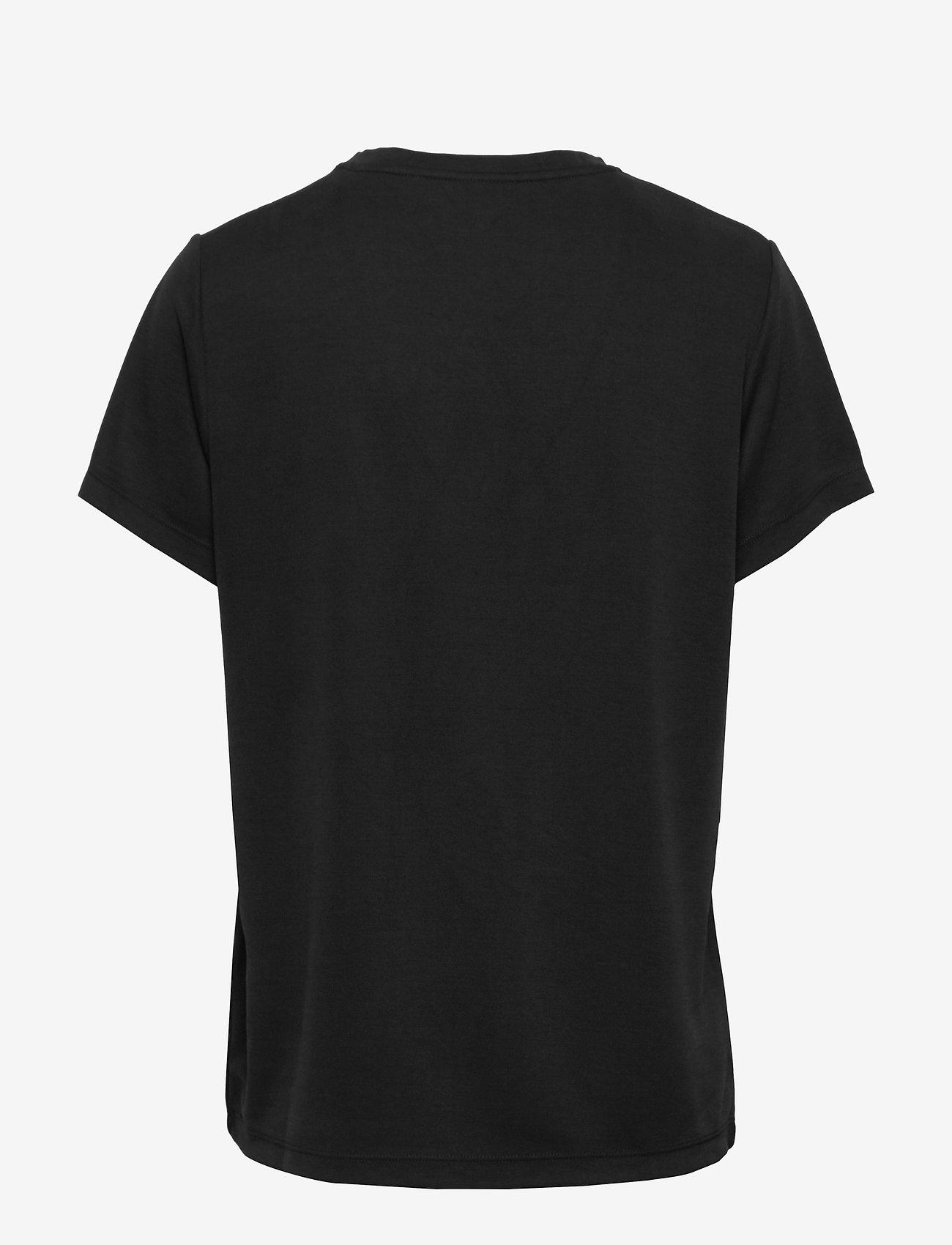 2NDDAY - 2ND Serena - t-shirts - black - 1