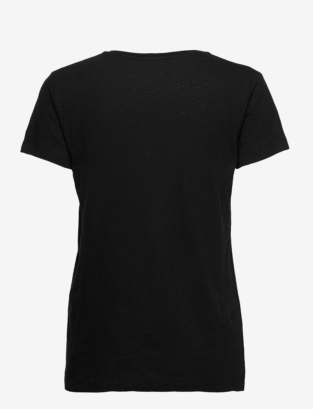 2NDDAY - 2ND Beverly - t-shirts - black - 1