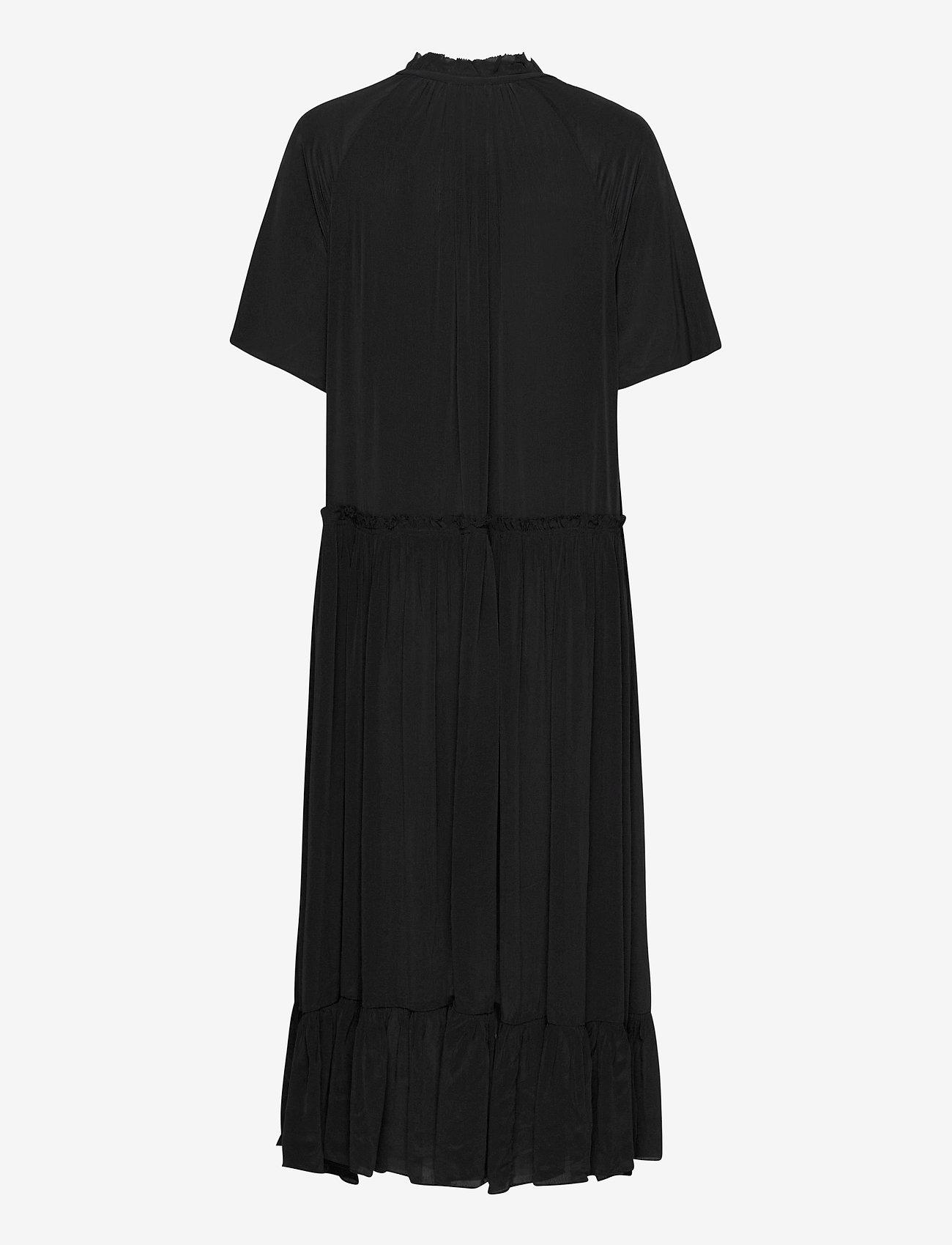 2NDDAY - 2ND Edition Gwen - midi jurken - black - 1