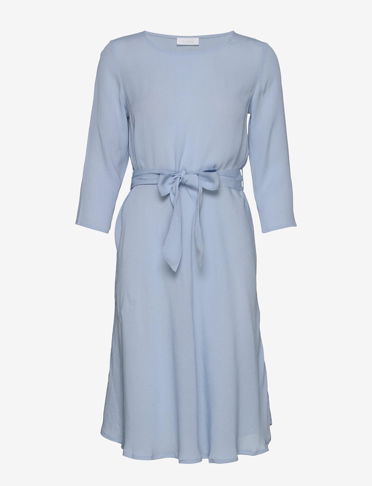 2NDDAY - 2ND June - midi kjoler - cashmere blue - 0