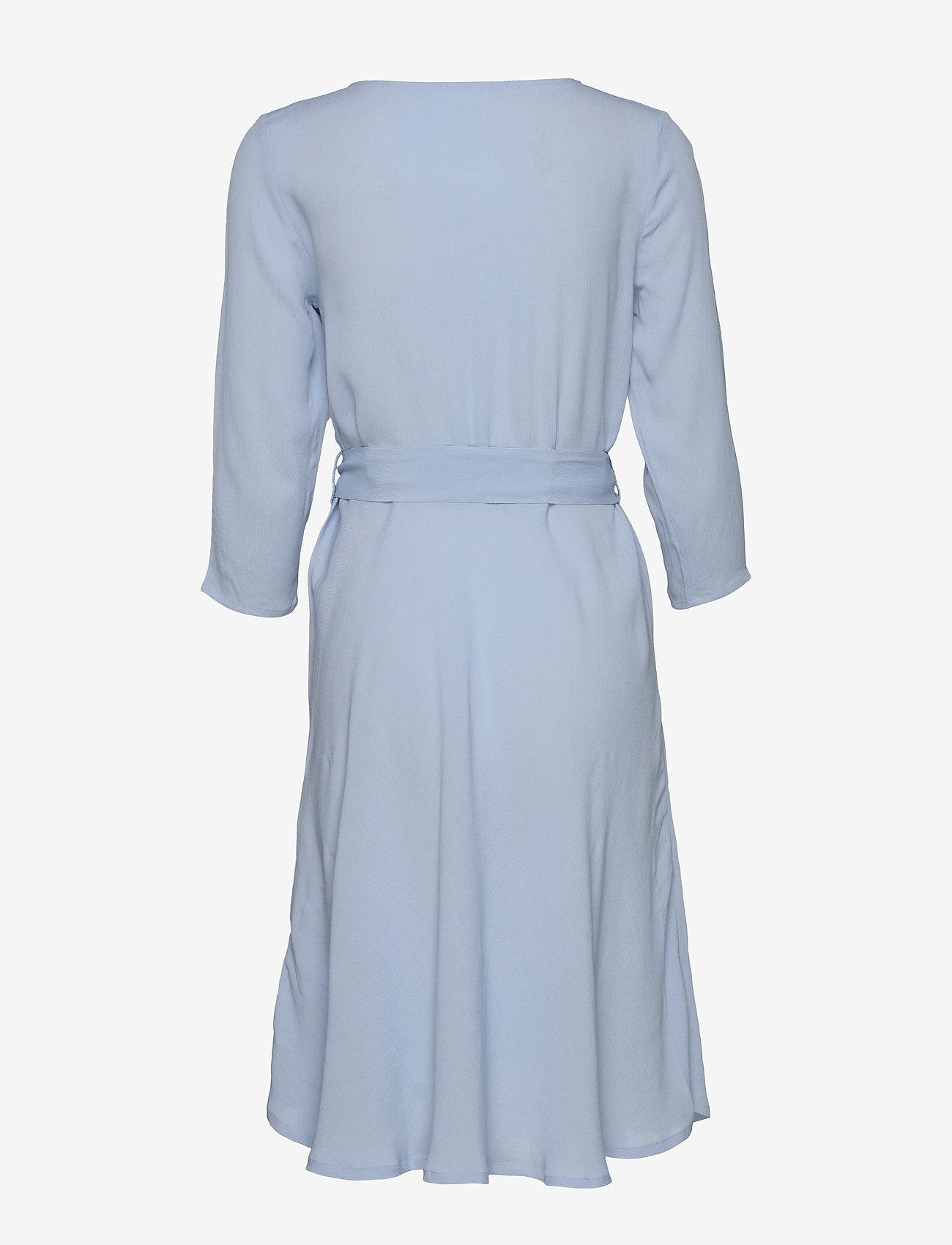 2NDDAY - 2ND June - midi kjoler - cashmere blue - 1
