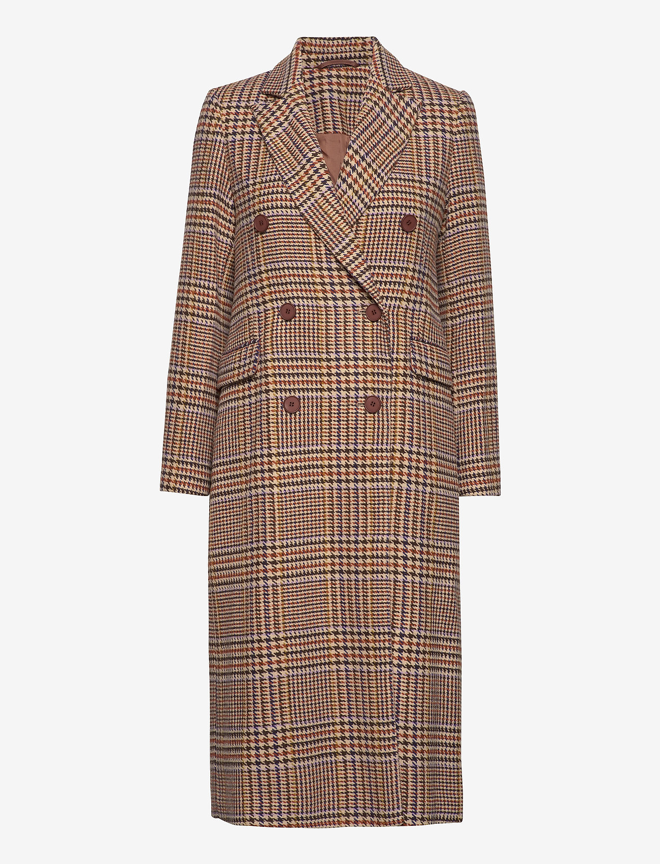 2NDDAY - 2ND Duster Check - wollen jassen - multi colour - 0