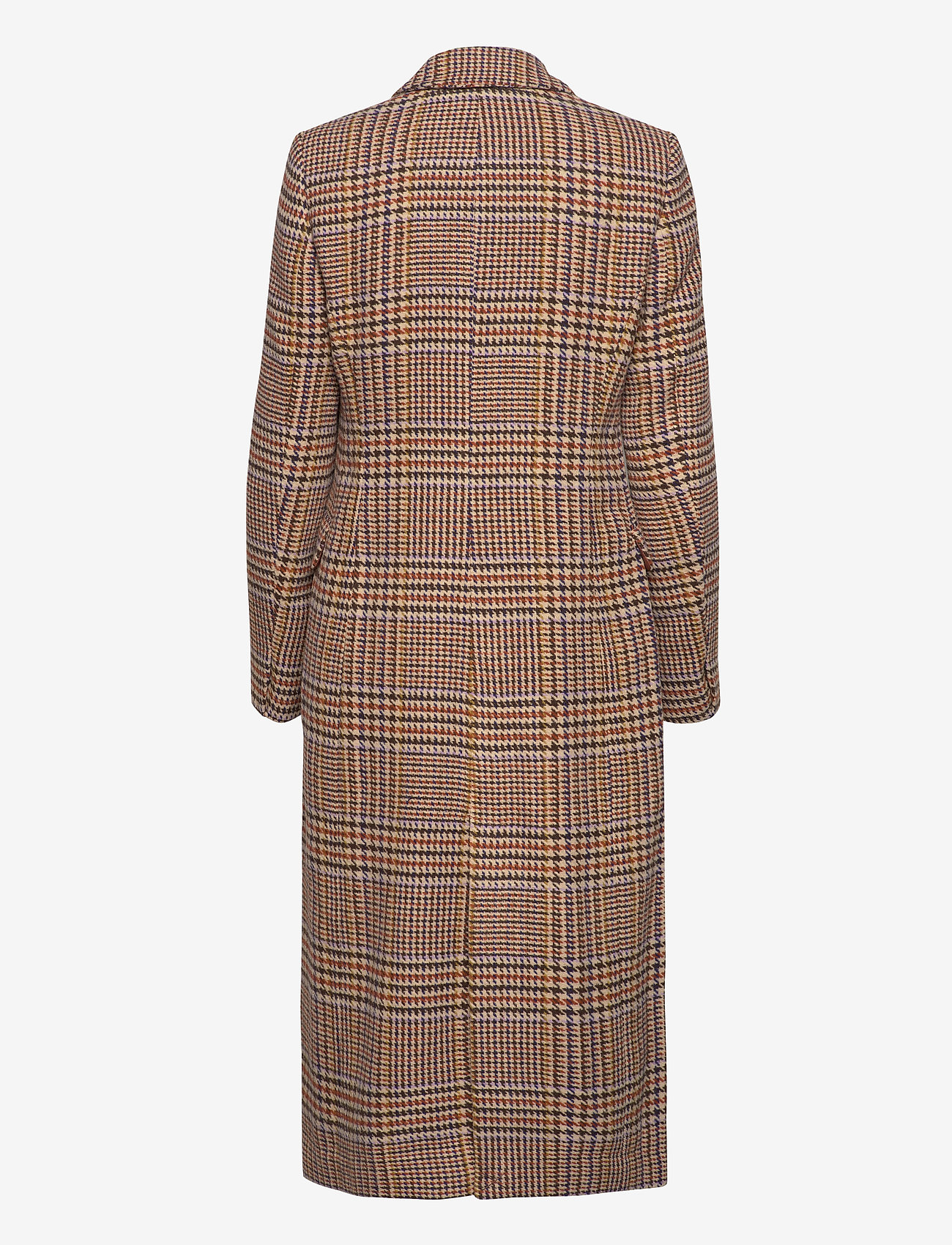 2NDDAY - 2ND Duster Check - wollen jassen - multi colour - 1