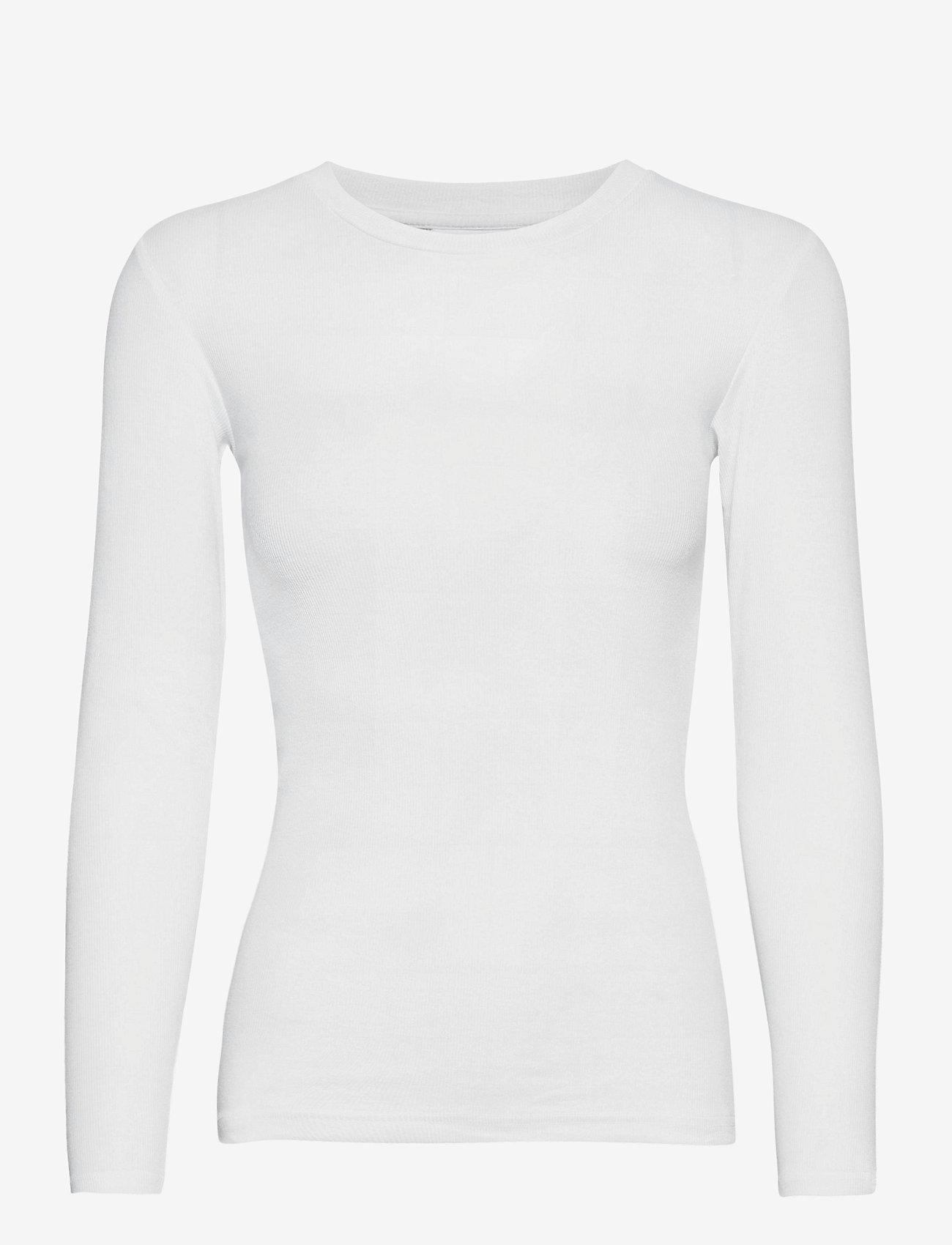 2NDDAY - 2ND Pale - tops met lange mouwen - bright white - 0