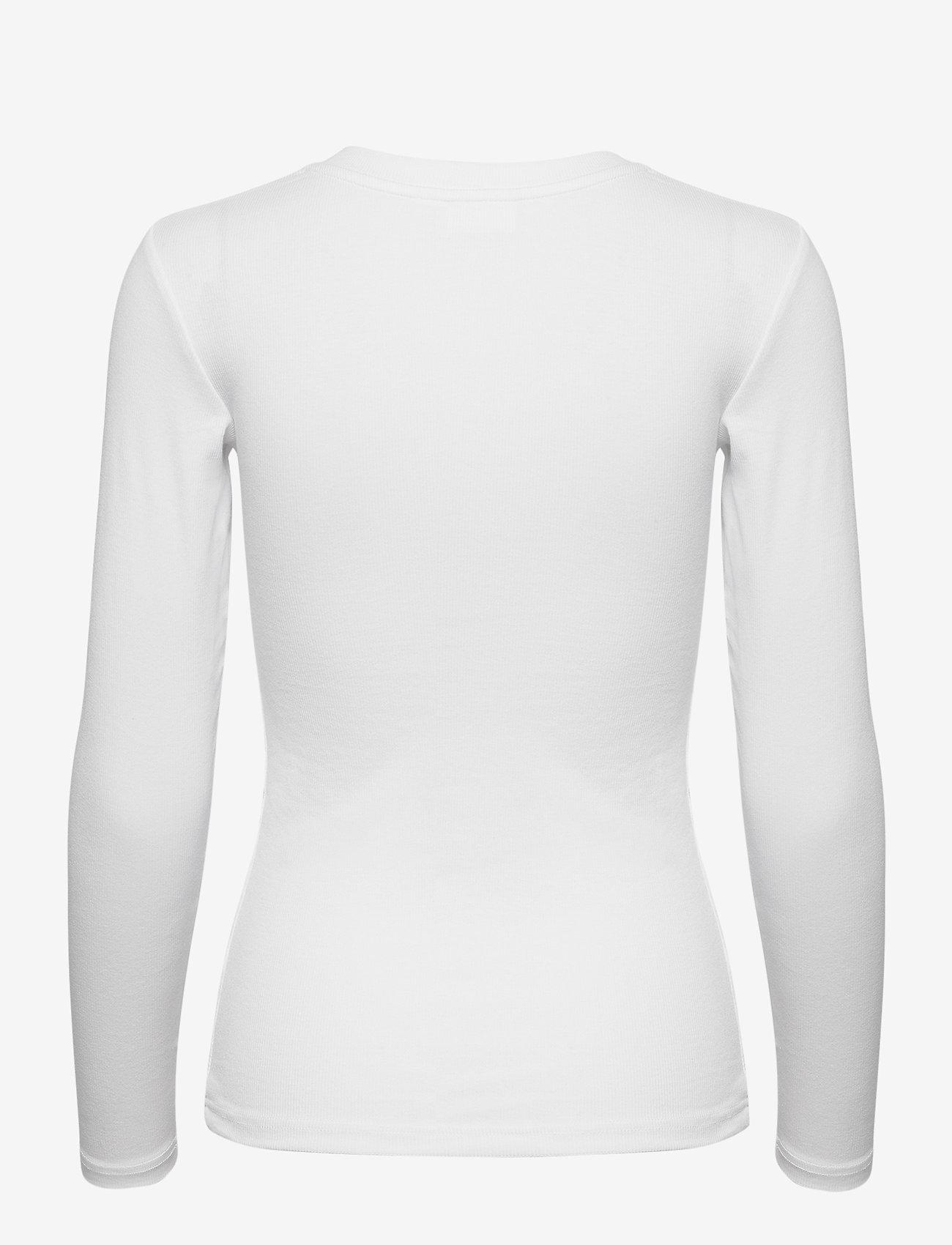 2NDDAY - 2ND Pale - tops met lange mouwen - bright white - 1