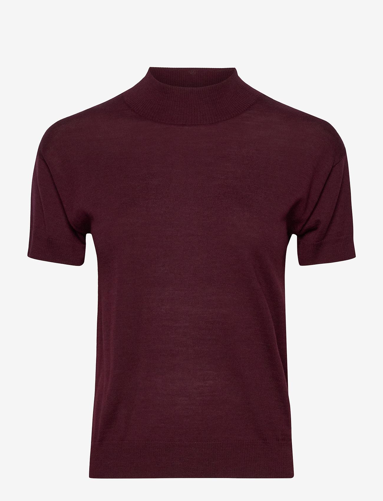 2NDDAY - 2ND Elise - gebreide t-shirts - sassafras - 0