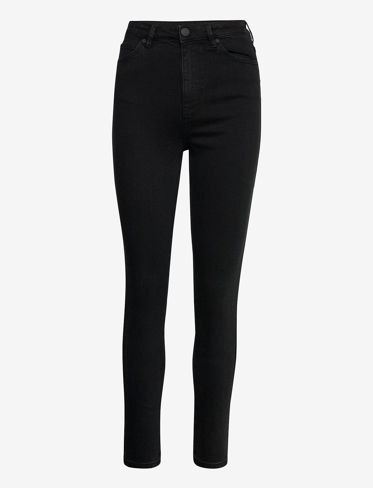 2NDDAY - 2ND Sadie Cropped ThinkTwice - skinny jeans - black denim - 0