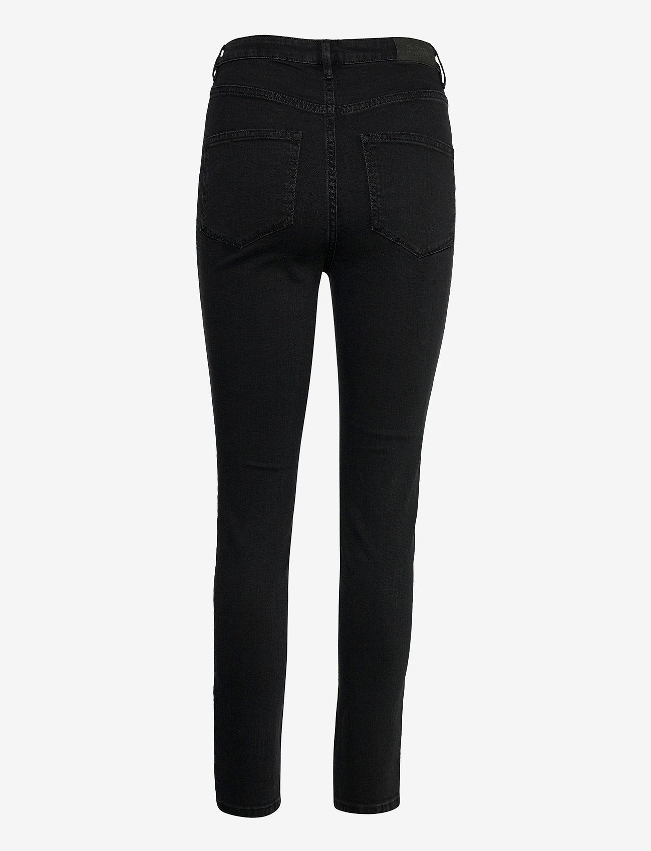 2NDDAY - 2ND Sadie Cropped ThinkTwice - skinny jeans - black denim - 1