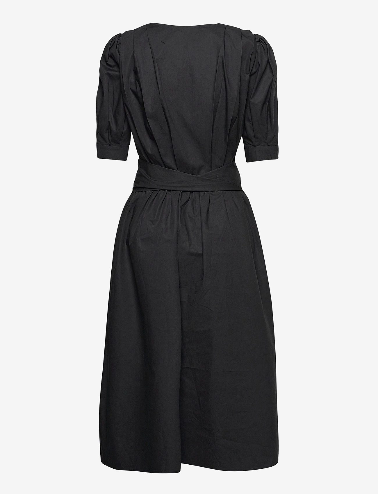 2NDDAY - 2ND Smith Thinktwice - midi dresses - black - 1