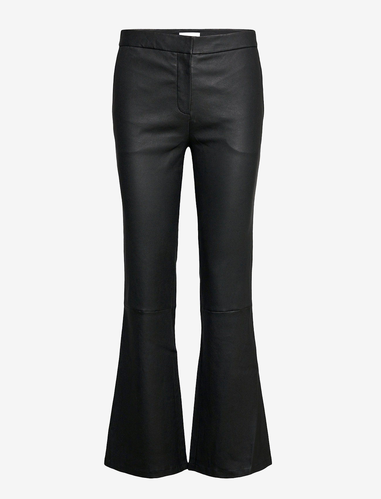 2NDDAY - 2ND Mauser - leather trousers - black - 1