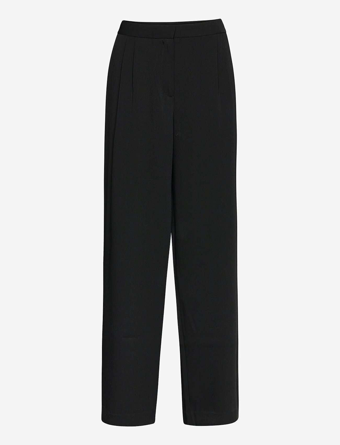 2NDDAY - 2ND Mille - straight leg trousers - black - 1