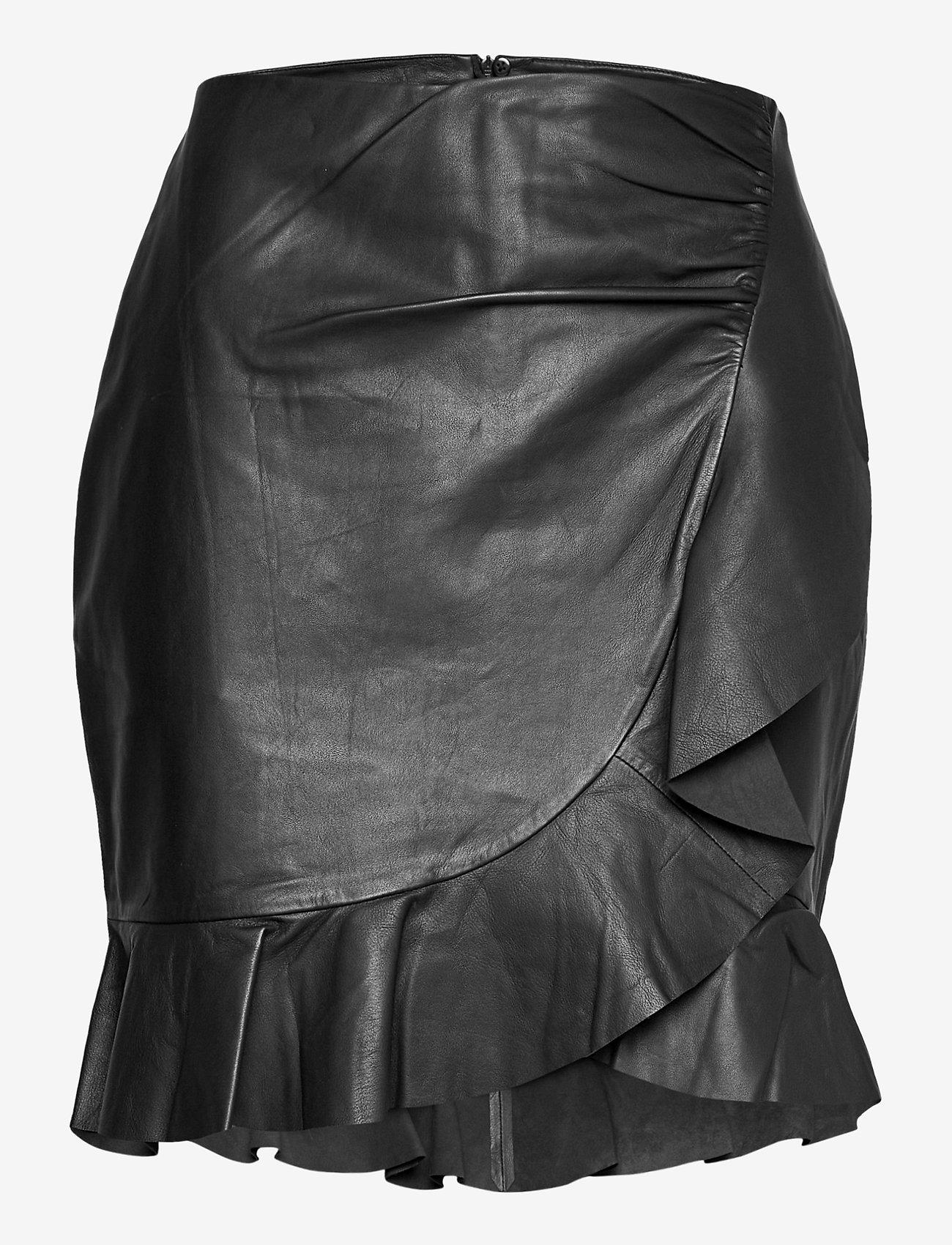 2NDDAY - 2ND Sprucia - short skirts - black - 0