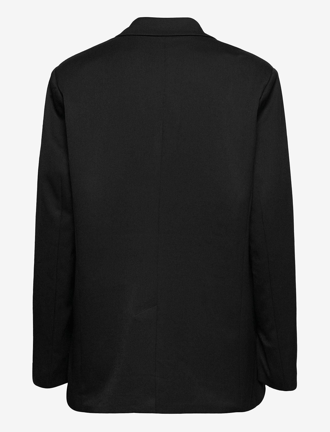 2NDDAY - 2ND Barnett - oversize blazers - black - 1