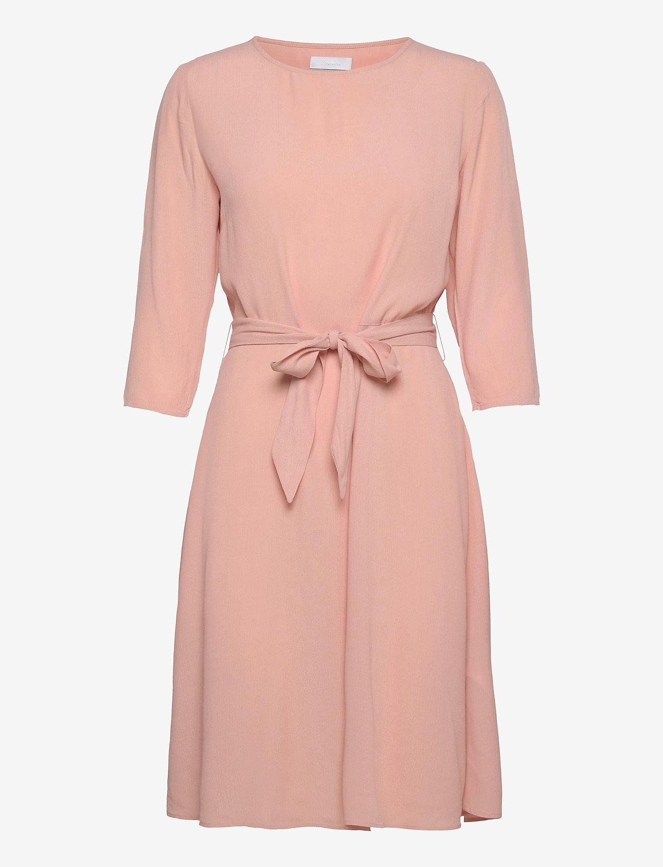 2NDDAY - 2ND June ThinkTwice - everyday dresses - misty rose - 0