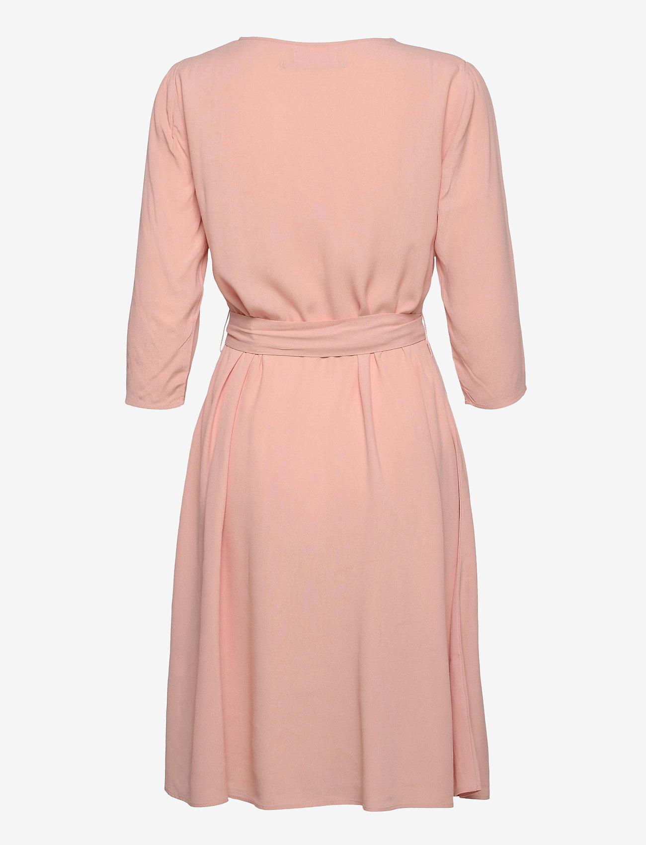 2NDDAY - 2ND June ThinkTwice - everyday dresses - misty rose - 1