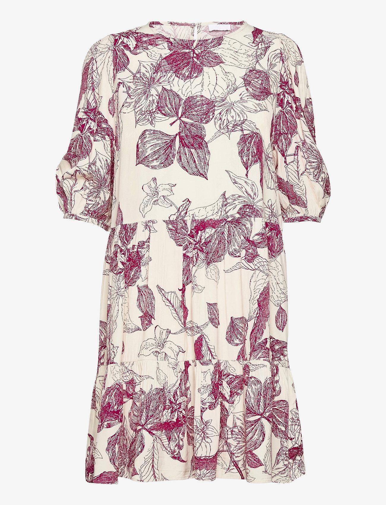 2NDDAY - 2ND Wash Domingo - summer dresses - domingo pink - 0