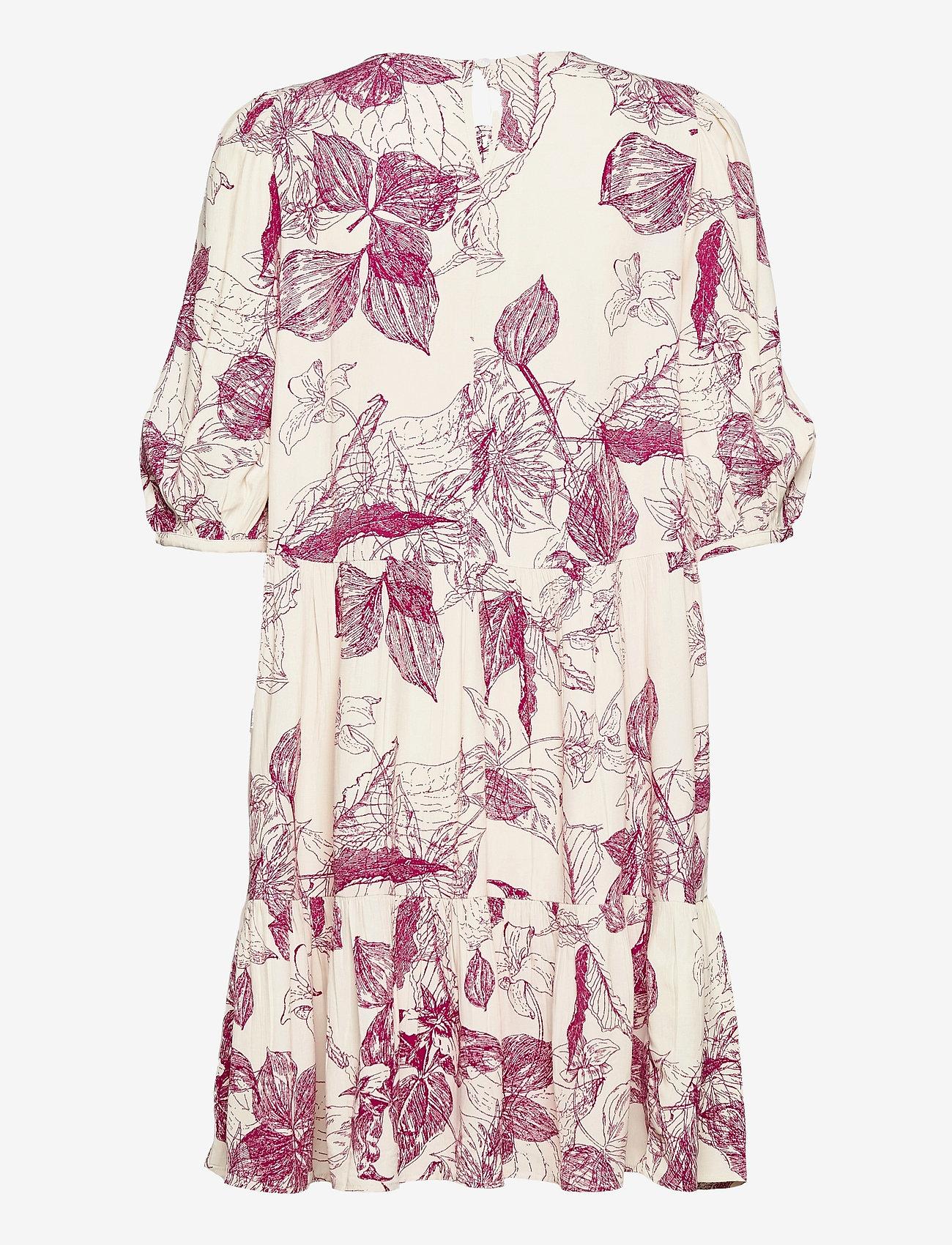 2NDDAY - 2ND Wash Domingo - summer dresses - domingo pink - 1