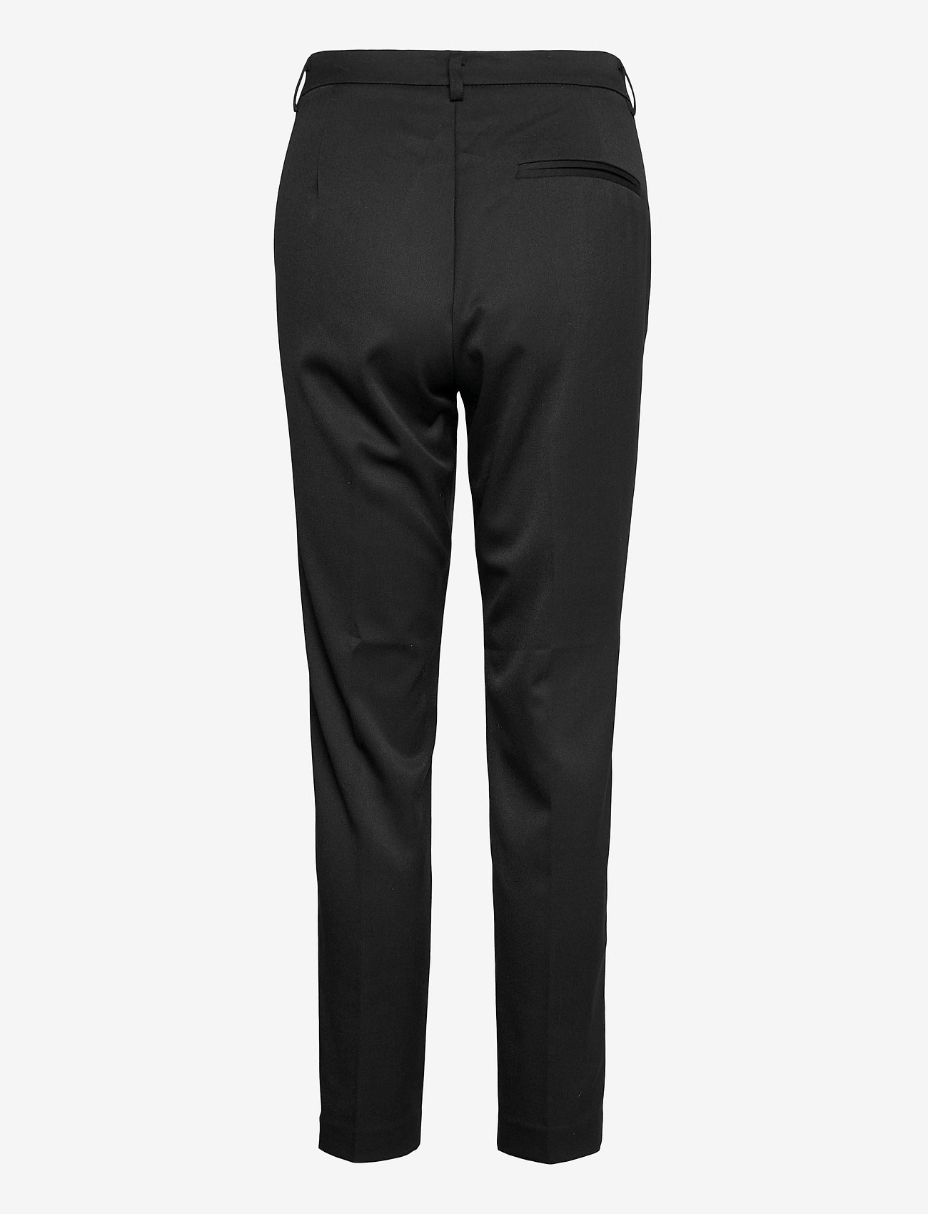 2NDDAY - 2ND Gabel - straight leg trousers - black - 1