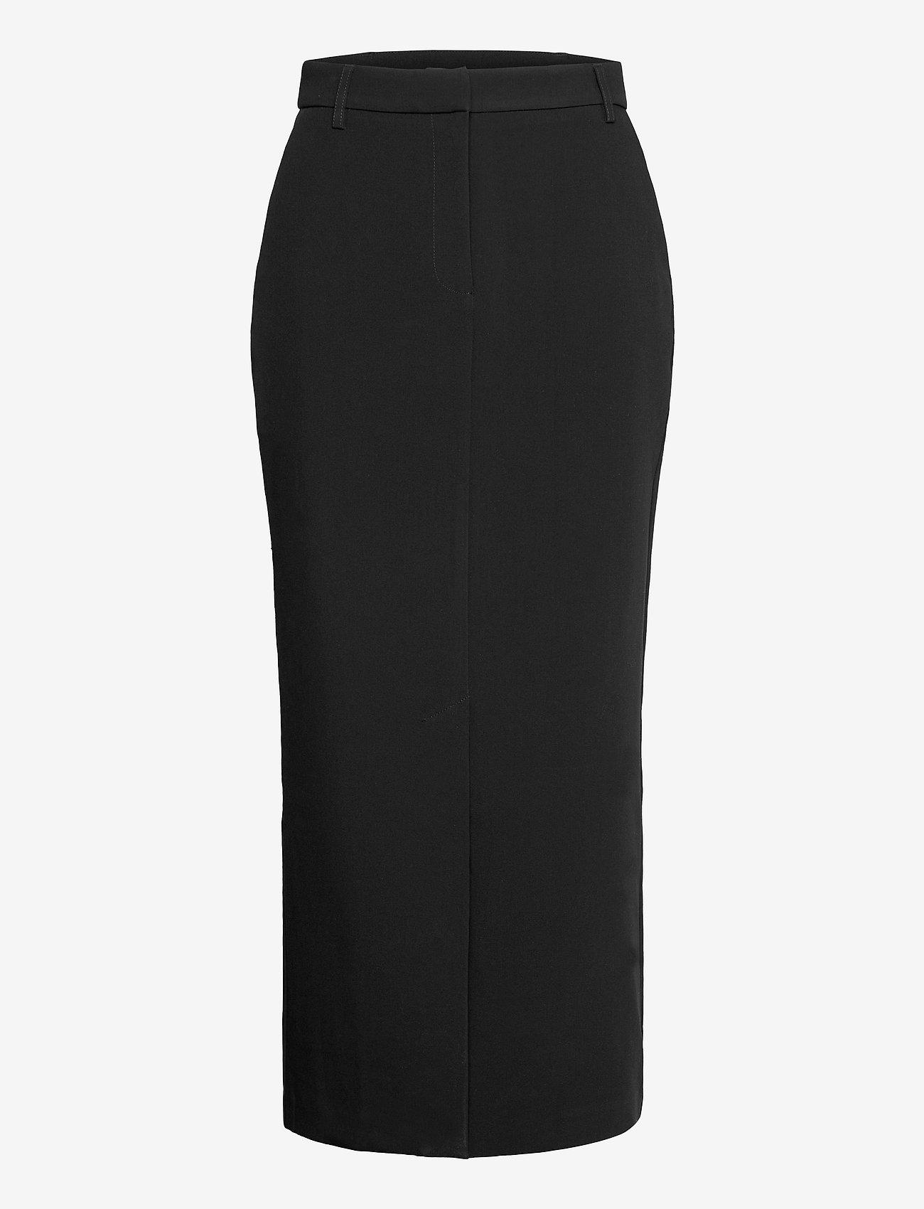 2NDDAY - 2ND Elum - midi skirts - black - 0