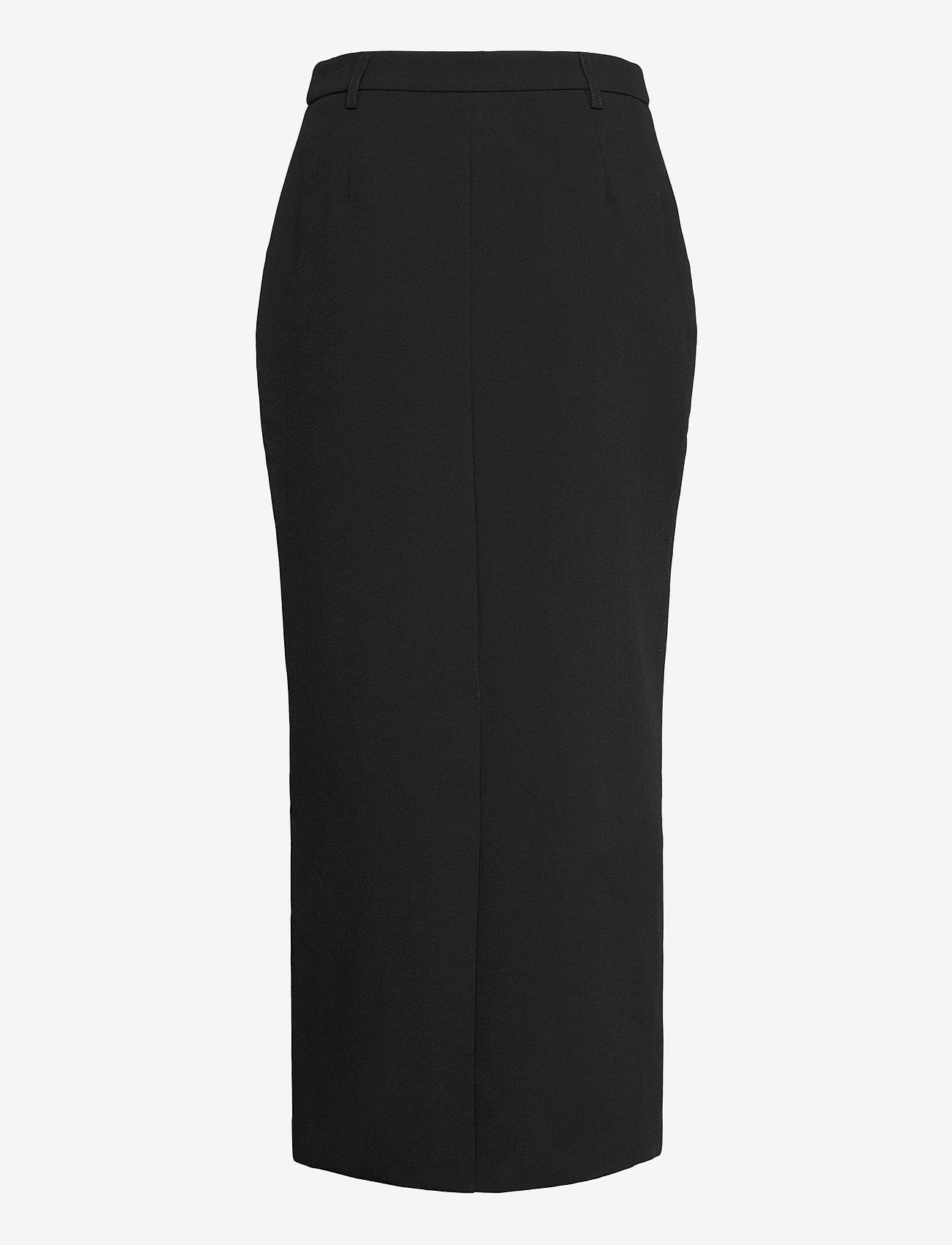 2NDDAY - 2ND Elum - midi skirts - black - 1