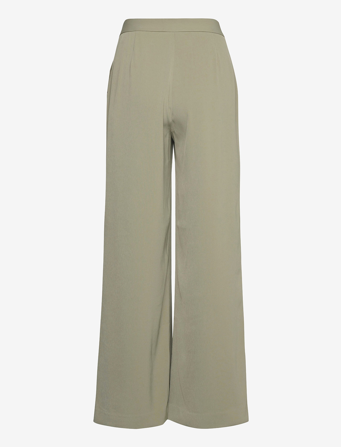 2NDDAY - 2ND Mille - wide leg trousers - desert sage - 1