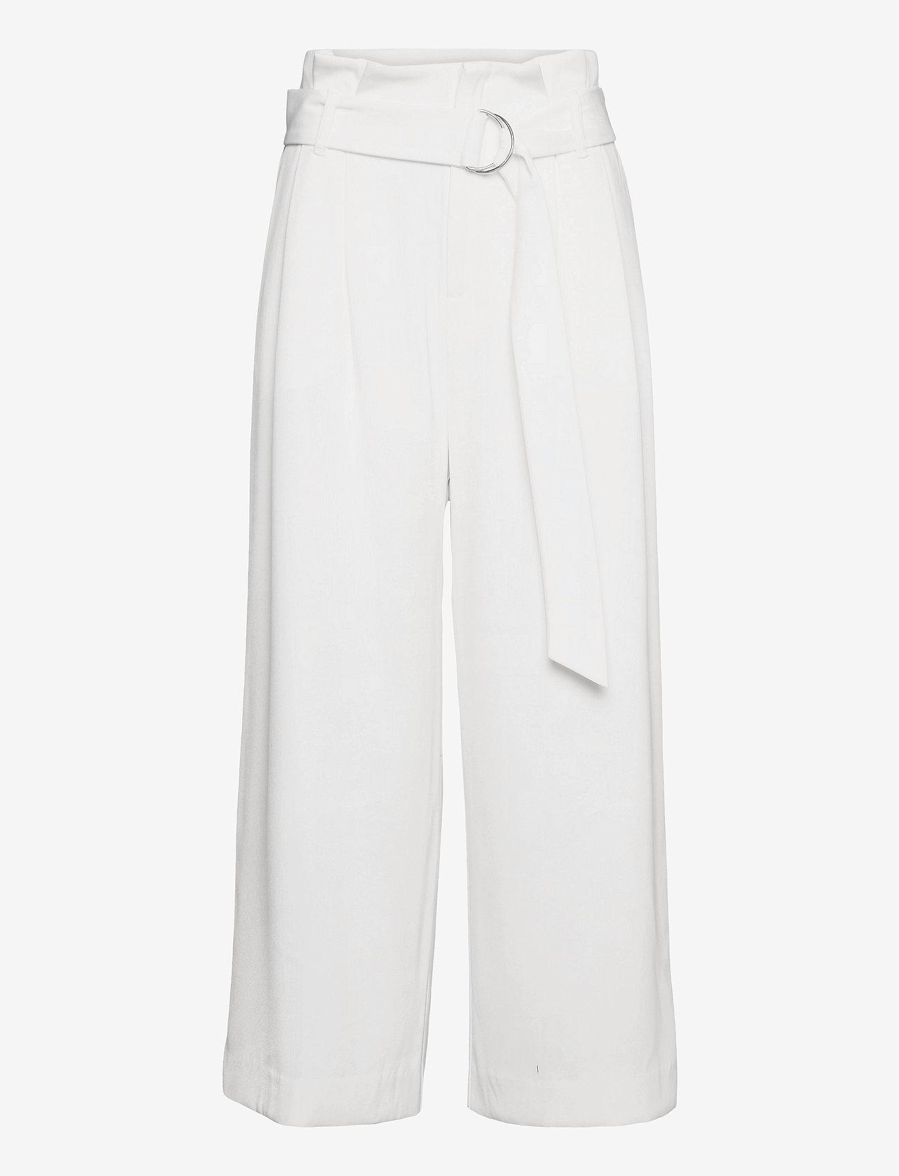 2NDDAY - 2ND Charlende - wide leg trousers - jet stream - 0