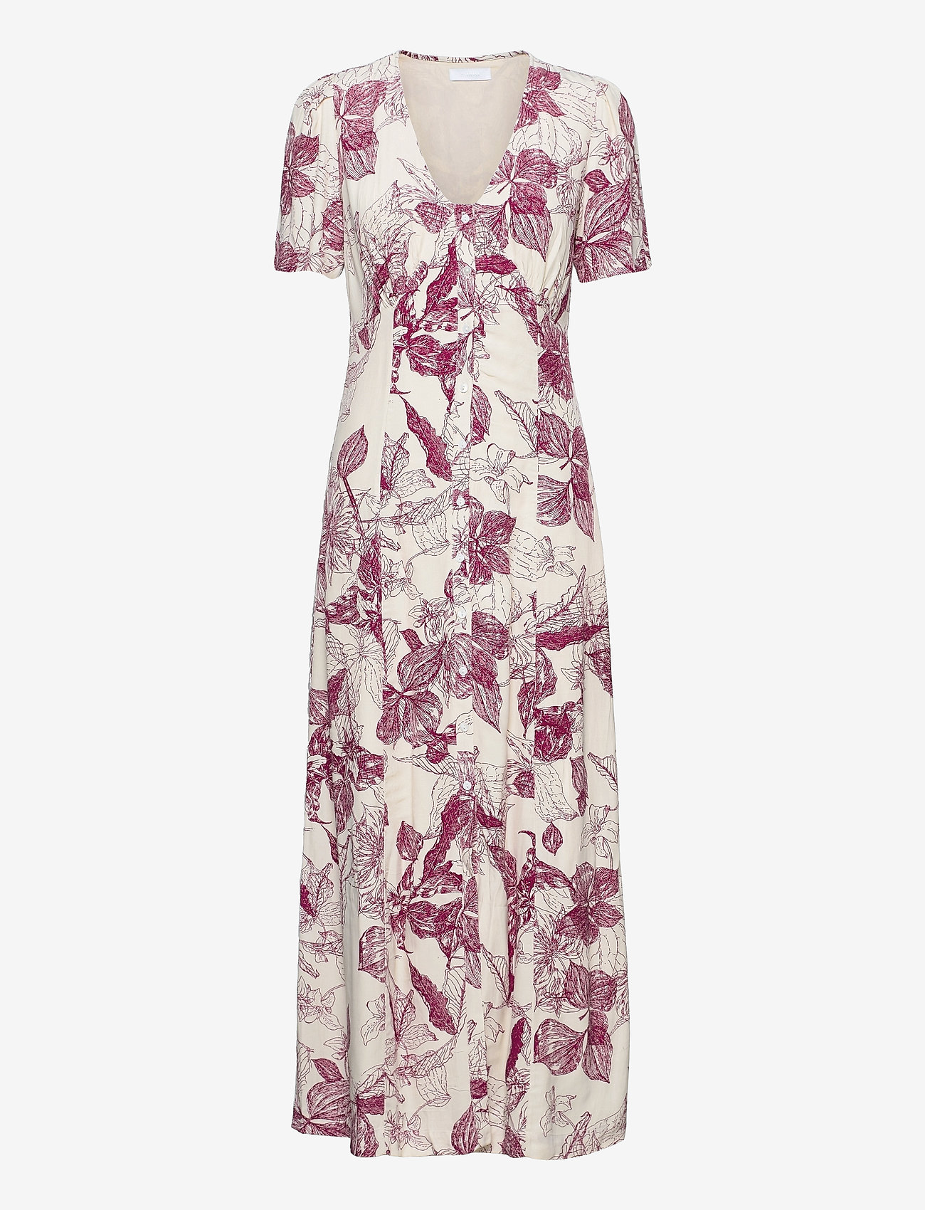 2NDDAY - 2ND Ambani Domingo - summer dresses - domingo pink - 0
