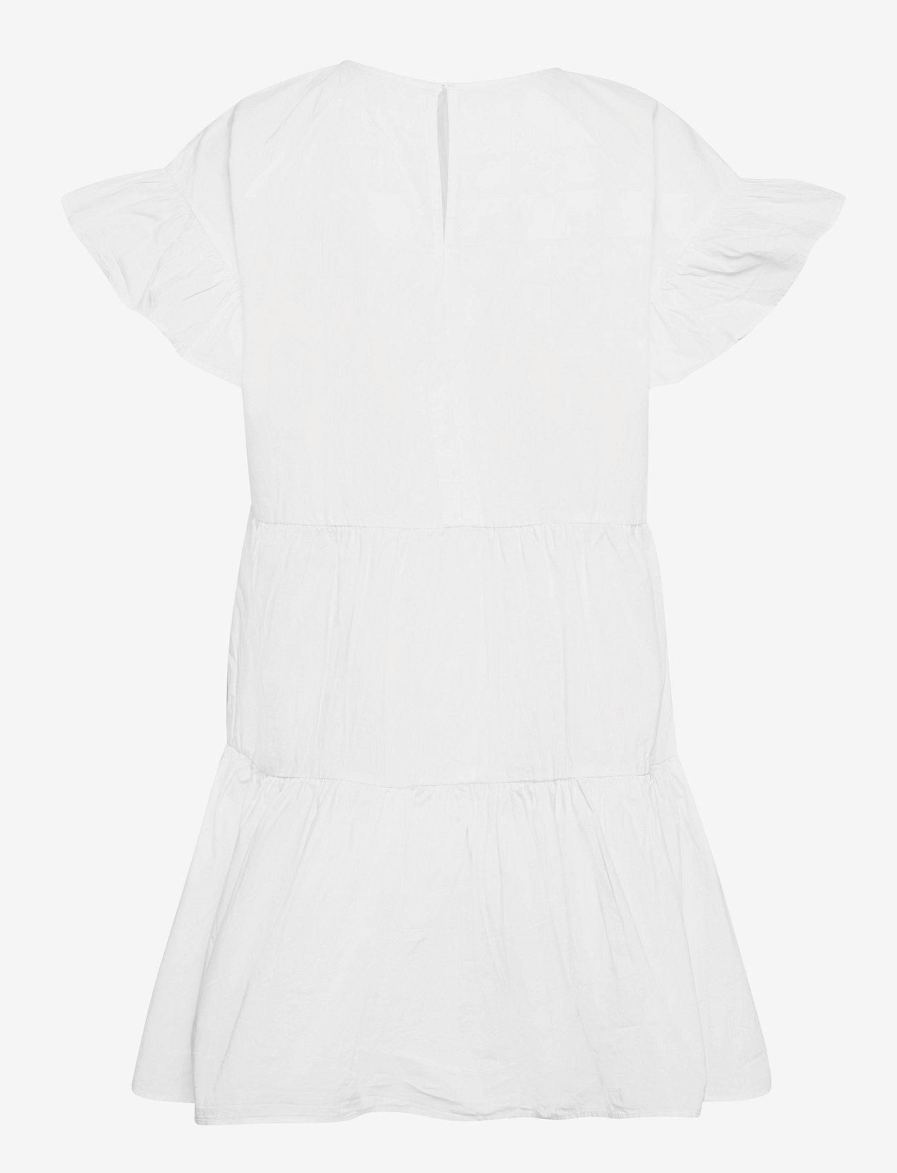 2NDDAY - 2ND Loretta - summer dresses - bright white - 1