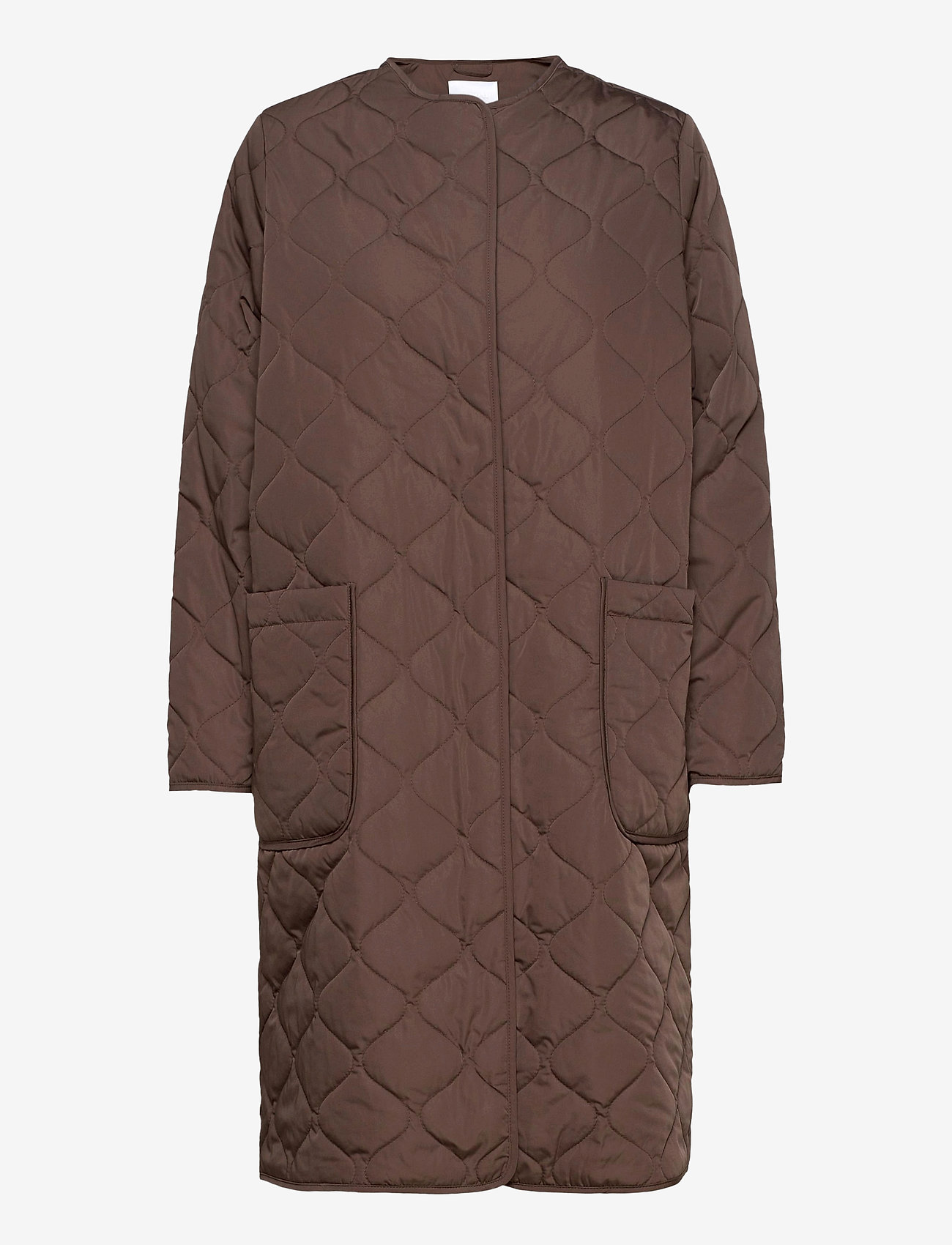 2NDDAY - 2ND Elvira Thinktwice - padded coats - forest floor - 0