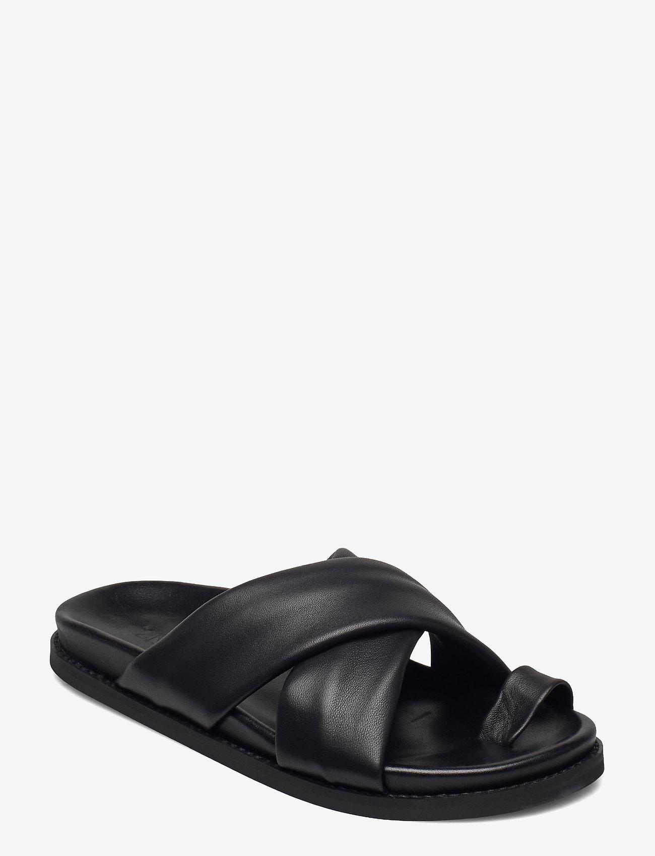 2NDDAY - 2ND Henri - flat sandals - black - 0