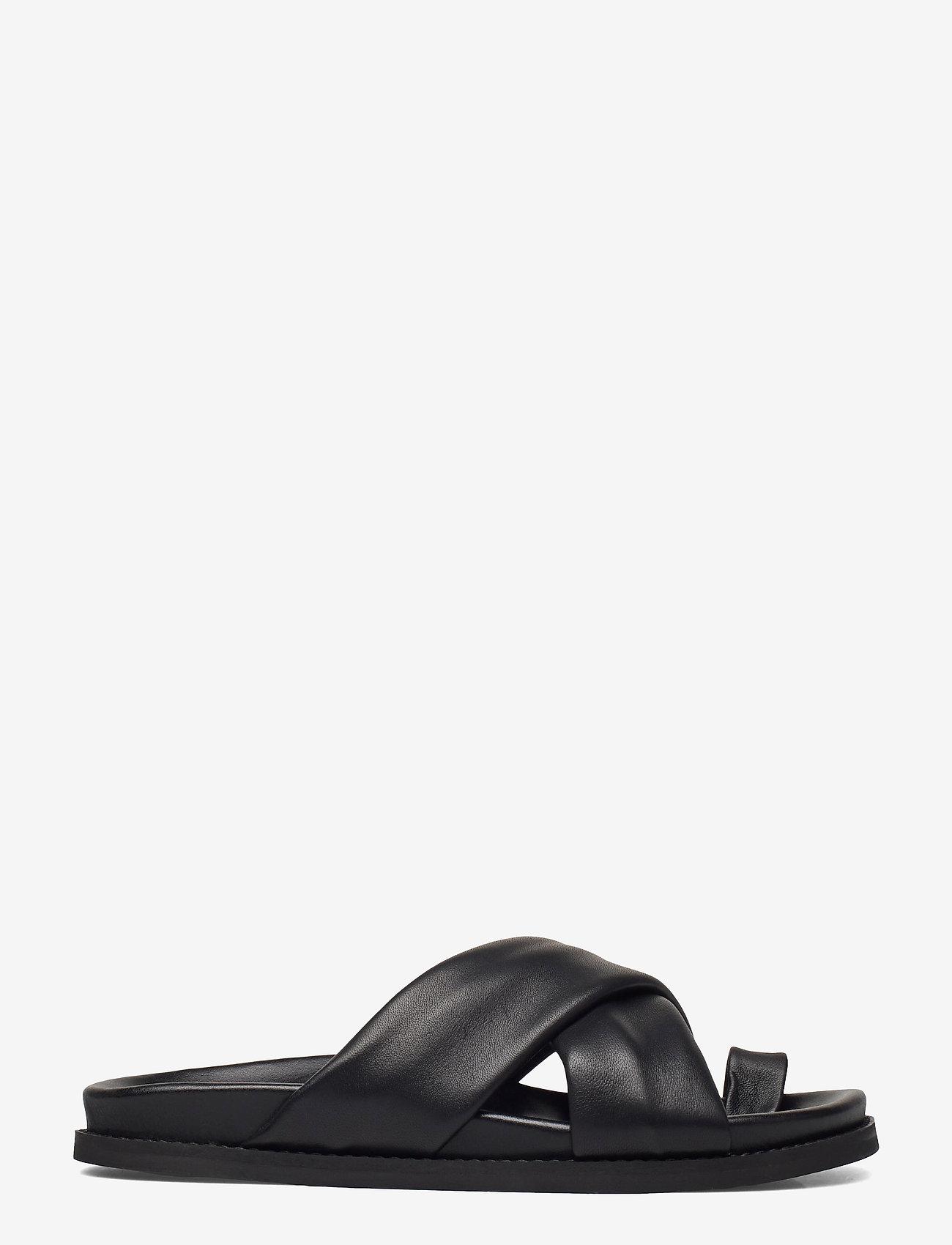 2NDDAY - 2ND Henri - flat sandals - black - 1