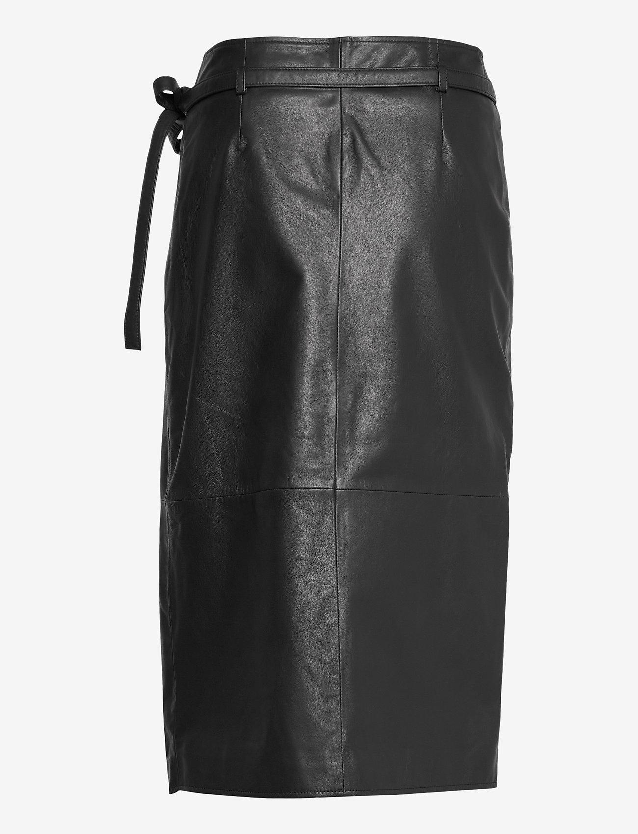 2NDDAY - 2ND Murphy - midi skirts - black - 1