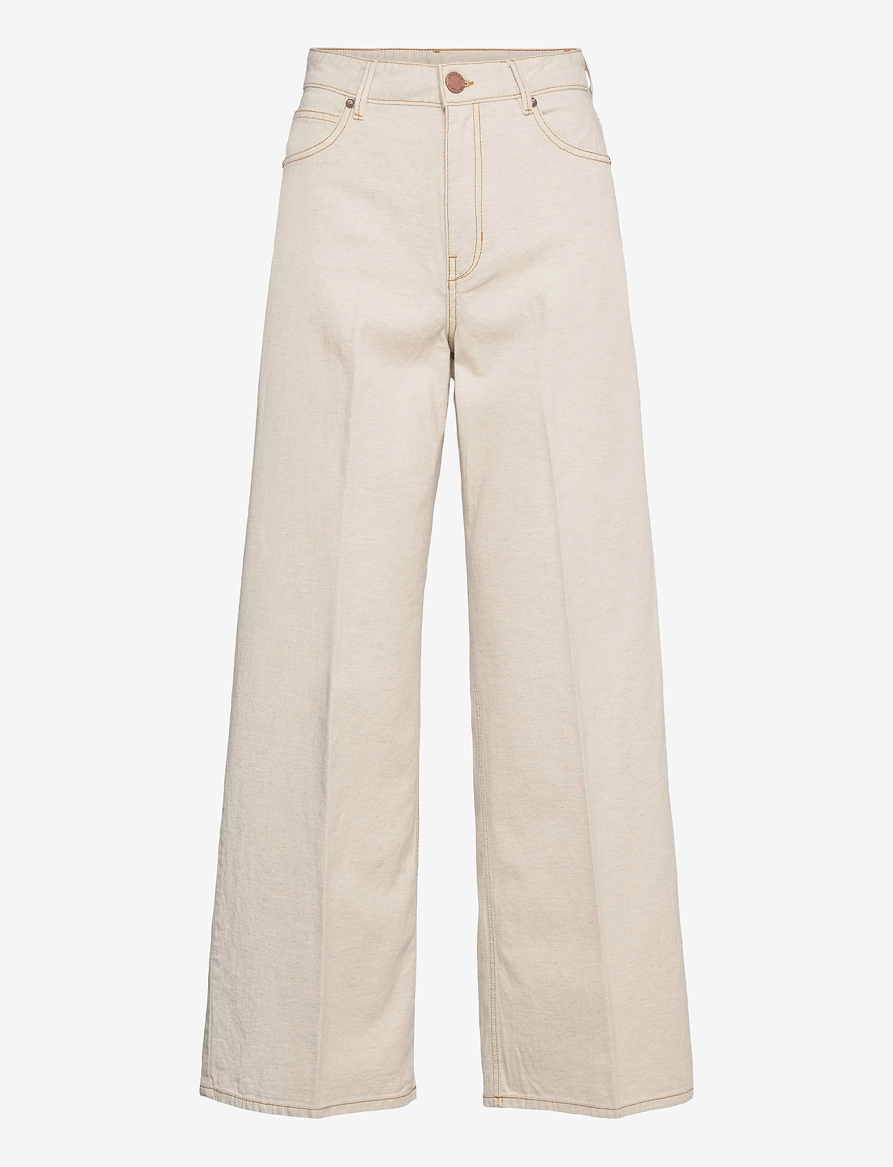 2NDDAY - 2ND Frecla Thinktwice - wide leg trousers - jet stream - 0