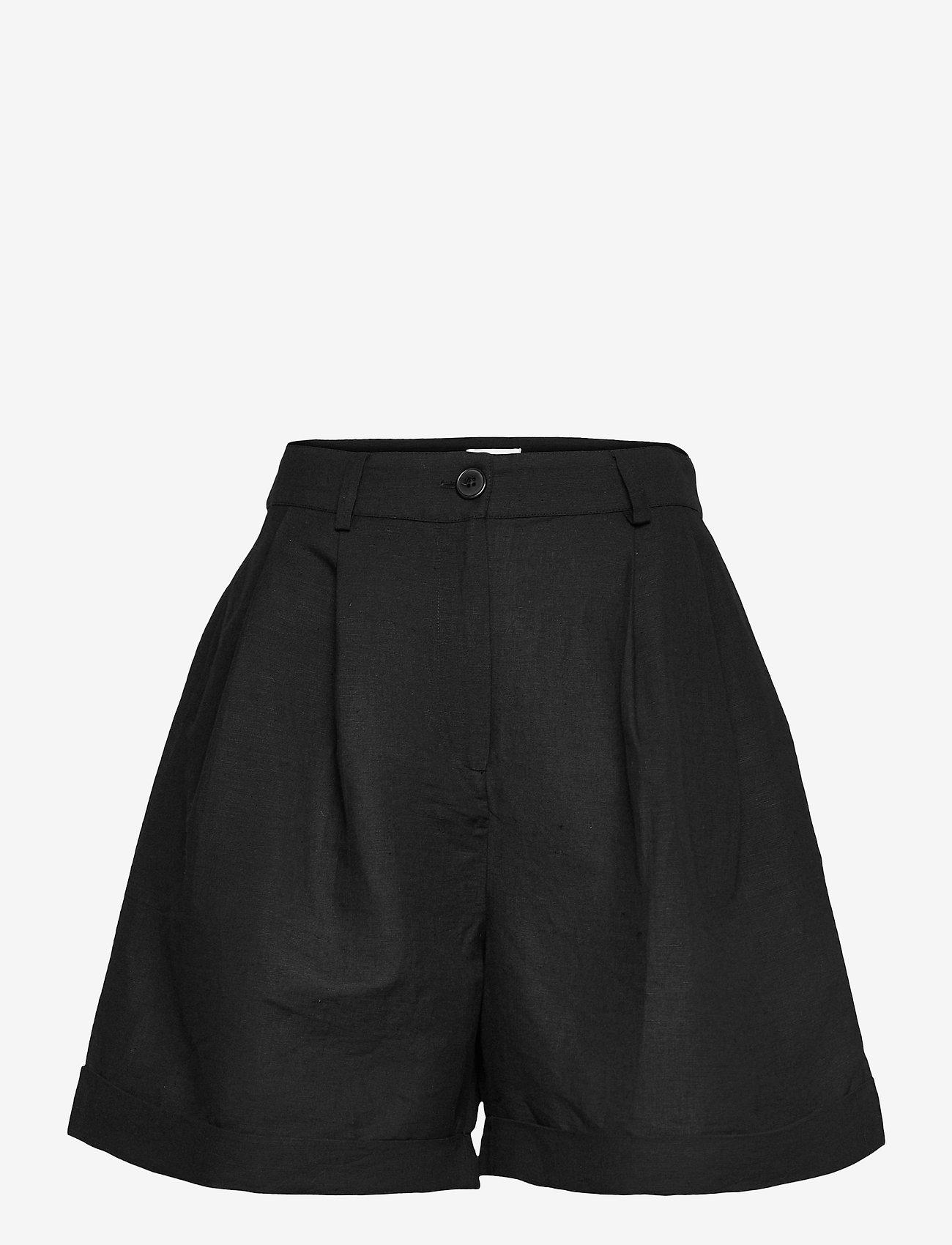 2NDDAY - 2ND Marisol - chino shorts - jet black - 1
