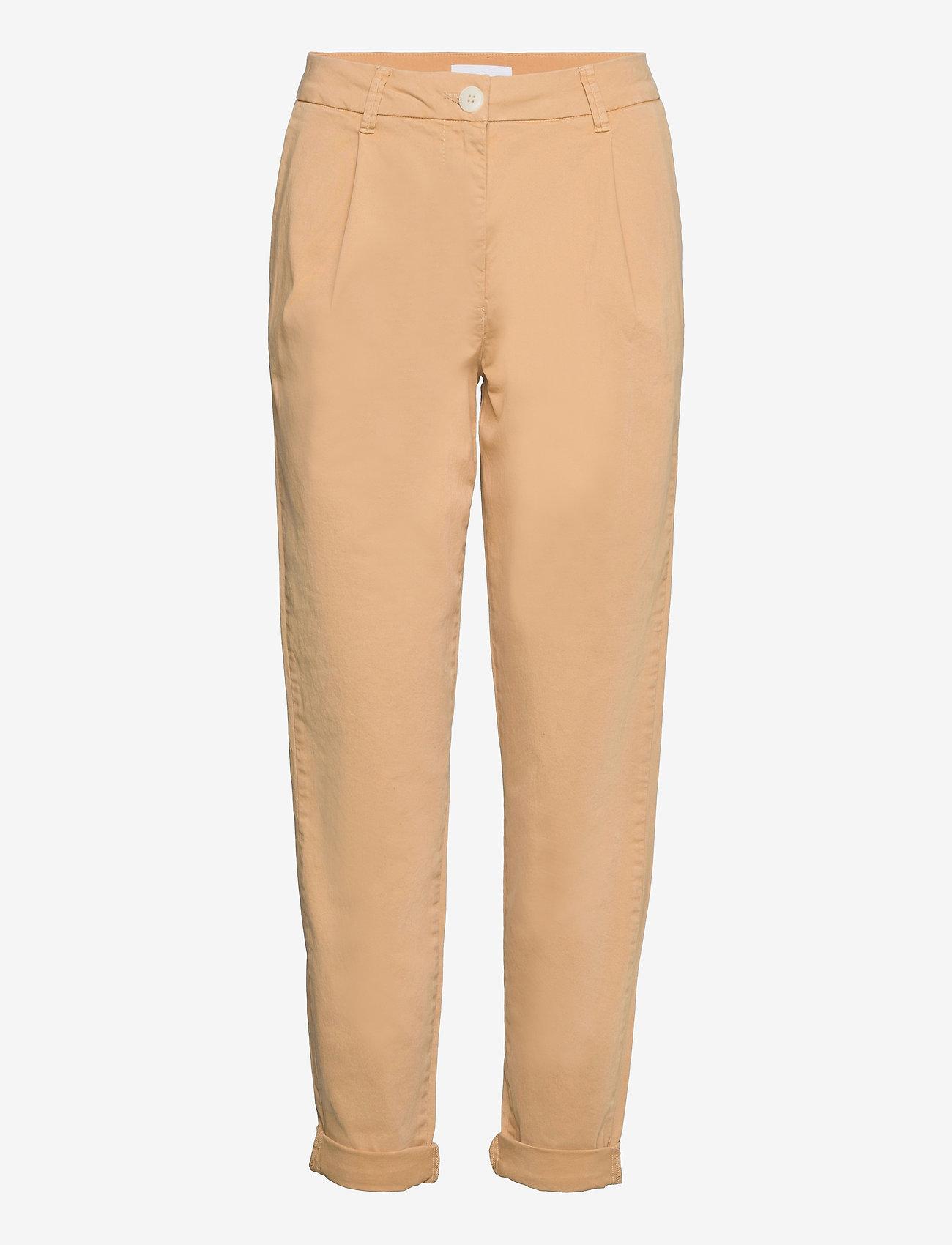 2NDDAY - 2ND Billie - bukser med lige ben - lark - 0
