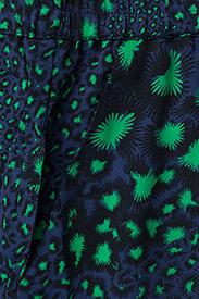 2NDDAY - 2ND June Printed - uitlopende broeken - sodalite blue - 2