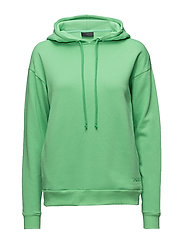 2ND Shine Hoodie - POISON GREEN