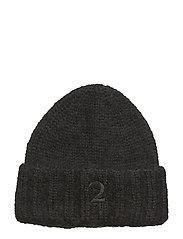 2ND Hat - BLACK