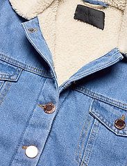 2NDDAY - 2ND Dean - denim jackets - indigo heavy enzyme - 2