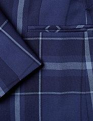2NDDAY - 2ND Anya Maxi-Check - colberts - crown blue - 3