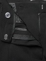 2NDDAY - 2ND Megan - broeken med straight ben - black - 2