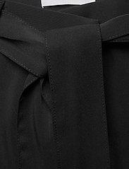 2NDDAY - 2ND Megan - broeken med straight ben - black - 3