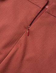 2NDDAY - 2ND July - straight leg trousers - red ochre - 4