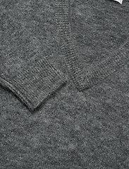 2NDDAY - 2ND Cozy - midi kjoler - medium grey mel. - 2